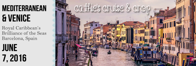 Cathie's Cruise & Crop - June 2016