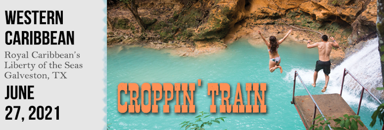 Croppin' Train - June 2021