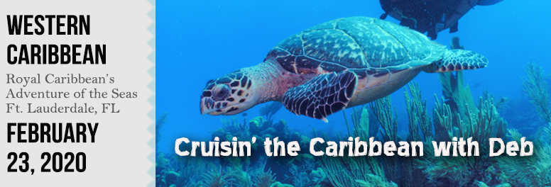 Cruisin' The Caribbean with Deb - February 2020