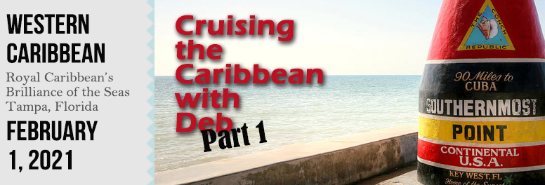 Cruising with Deb, Part 1 - February 2021