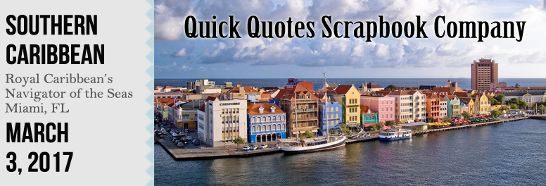 Quick Quotes Scrapbook Company - March 2017