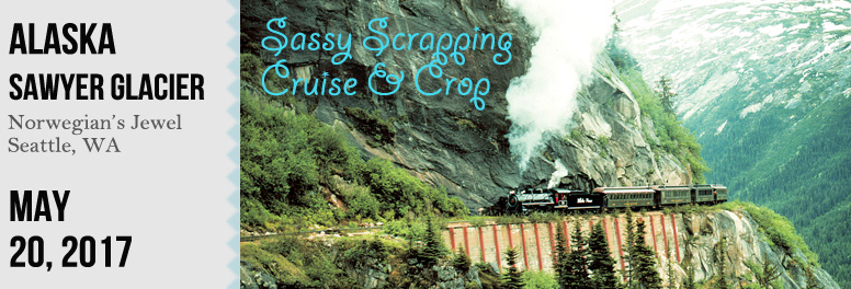 Sassy Scrapping - May 2017